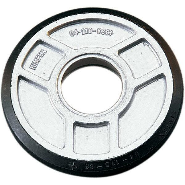 【USA在庫あり】 04-116-88 Parts Unlimited アイドラー ホイール 5.375
