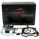 【USA在庫あり】 0910-3095 VTK22650B バーテックス Vertex ピストンキット 66.4mmボア ピストン径66.35mm 00年-03年 KTM 250EXC