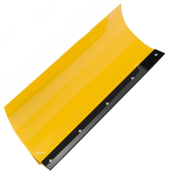【USA在庫あり】 ムース MOOSE Utility Snow プラウ ブレード 幅 1397mm 高さ 381mm 補修用 黄 4501-0068 HD