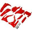 1403-1505 9311-33 サイクラ CYCRA 外装キット 13年-14年 CRF450R、CRF250R 赤