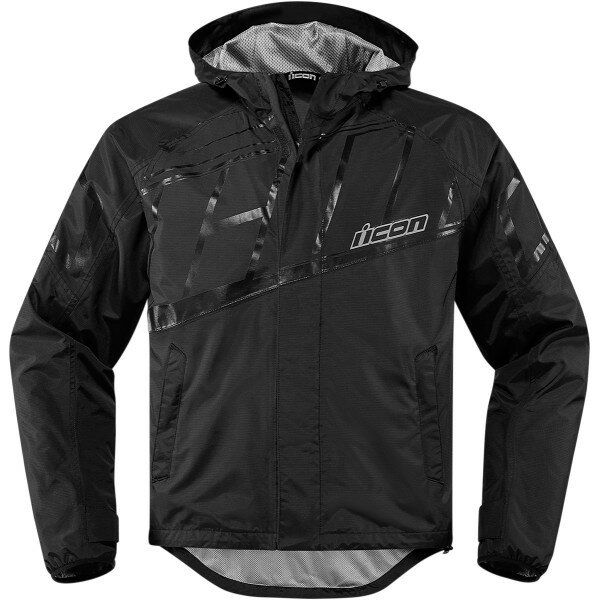 【USA在庫あり】 2854-0197 アイコン ICON JACKET PDX 2 BLACK SM