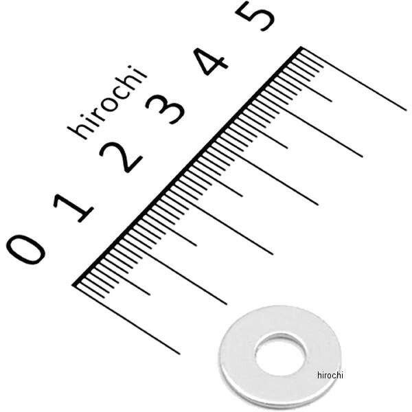 【メーカー在庫あり】 92200-0796 カワサキ純正 ワッシャ 6.5X16X1.0
