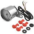 【メーカー在庫あり】 100017-70 ポッシュ POSH LEDバックライトミニタコメーター 電気式 マジェスティ250、125 白