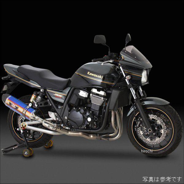 110-284-5V50 ヨシムラ R-77Jサイクロン EXPORT SPEC スリップオンマフラ