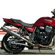 0254-K99-BL ビート BEET スリップオンマフラー ナサートR 09年 ZRX1200D
