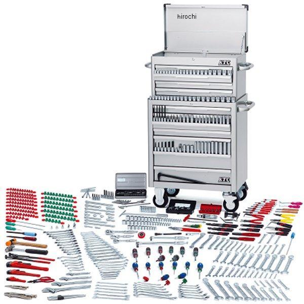 KTC 京都機械工具 ハイメカツールセット 431点 シルバー SK8600A-KC HD店