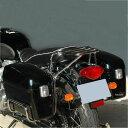 AC-36 旭風防 チャンピオンバッグ W650/W400 黒