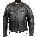 摩托车骑士服 - 1146 カドヤ KADOYA レザージャケット シングル FPV-EVO/SFT 黒 3Lサイズ 1146-BK-3L JP店