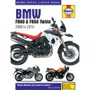 【USA在庫あり】 700976 M4872 ヘインズ Haynes マニュアル 整備書 06年-10年 BMW F650/F800