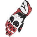 【メーカー在庫あり】 8051194988751 アルパインスターズ Alpinestars グローブ GP PLUS R 黒/白/赤 Lサイズ