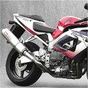 10902-01NTB ヤマモトレーシング スリップオンマフラー CBR929RR チタン