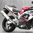 10902-01DTB ヤマモトレーシング スリップオンマフラー CBR929RR 4-2-1 DOWNタイプ チタン