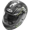 【メーカー在庫あり】 HJH114YE01L エイチジェイシー HJC フルフェイスヘルメット CS-15 ソンタン 黄 Lサイズ(59-60cm)