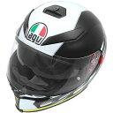 【メーカー在庫あり】 004192HF-013-XL エージーブイ AGV フルフェイスヘルメット K-5 S MULTI DARKSTORM マットブラック/黄 XLサイズ (61-62cm)