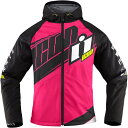 【USA在庫あり】 2822-0792 アイコン ICON ジャケット Team Merc 女性用 ピンク Mサイズ