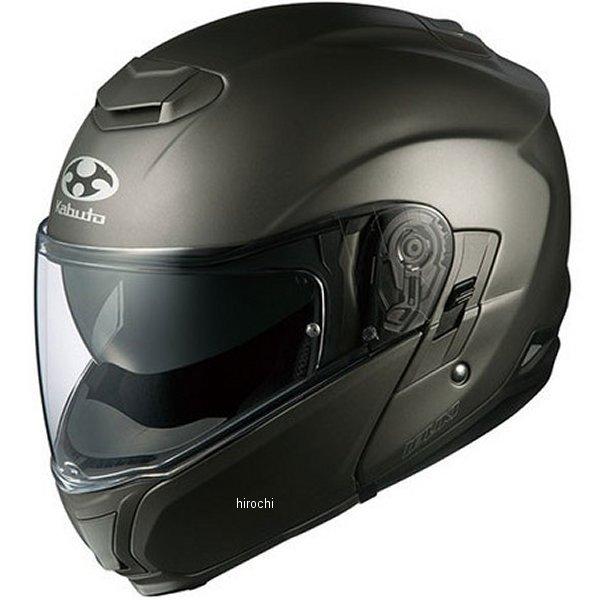 【メーカー在庫あり】 4966094551001 オージーケーカブト(OGK KABUTO) ヘルメット IBUKI フラットロイヤルガンメタ Mサイズ(57cm-58cm)