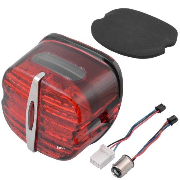 【USA在庫あり】 2010-0811 5432 クリアキン Kuryakyn LED テールライト デラックス 赤