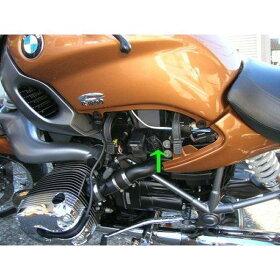 HR10A-01日本製バッテリー充電器防滴カプラー・キャップ・ヒューズ付きハーレー・BMW・DUCAT・ワイズギア各純正充電器と同じ○