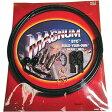 【USA在庫あり】 1741-3212 493135A マグナム MAGNUM ブレーキライン キット 3フィート(0.9m) シングル 04年-13年 XL(10mm 35°バンジョー) 黒
