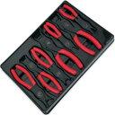 【USA在庫あり】 SRPC107 スナップオン Snap-on リテーニングリング 固定チップ/コンバーチブル、鍛造プライアー 7本セット