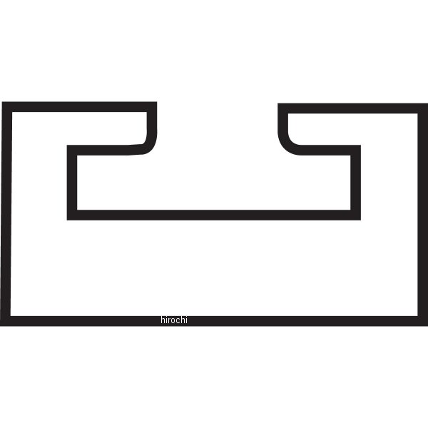 【USA在庫あり】 キンペックス Kimpex スライド 52-1/2インチ(1334mm) Ski-Doo 赤 04-192-02 JP店