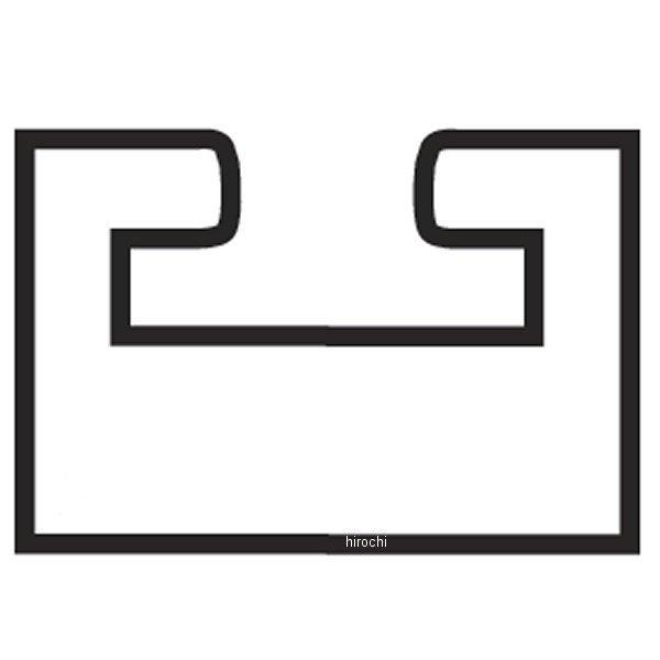 【USA在庫あり】 キンペックス Kimpex スライド 53-3/4インチ(1365mm) Arctic Cat 黒 04-200-07N JP店