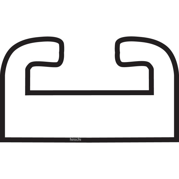 【USA在庫あり】 キンペックス Kimpex スライド ポラリス 57インチ(1448mm) 黒 04-209-22N JP店