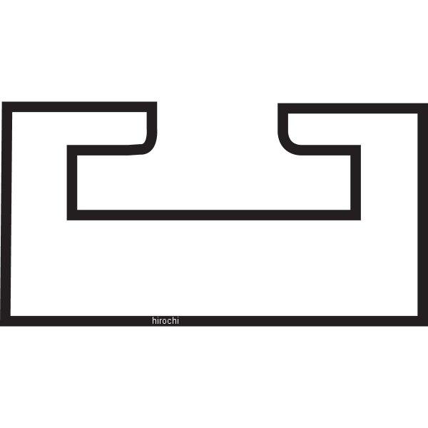 【USA在庫あり】 キンペックス Kimpex スライド 52-1/2インチ(1334mm) Ski-Doo 黒 04-218-22N JP店