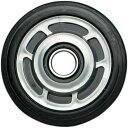 【USA在庫あり】 Parts Unlimited アイドラー ホイール 5.38インチ(137mm) x 1インチ(25mm) シルバー 04-400-01 JP店