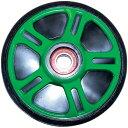 【USA在庫あり】 Parts Unlimited アイドラー ホイール 6.38インチ(162mm) thin x 20mm アークティックキャット グリーン 4702-0053 JP店
