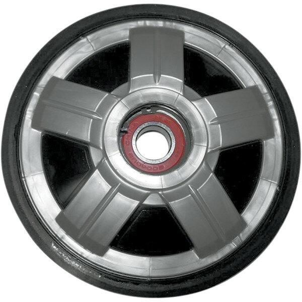 【USA在庫あり】 4702-0083 Parts Unlimited アイドラー ホイール 180mm x 20mm 黄