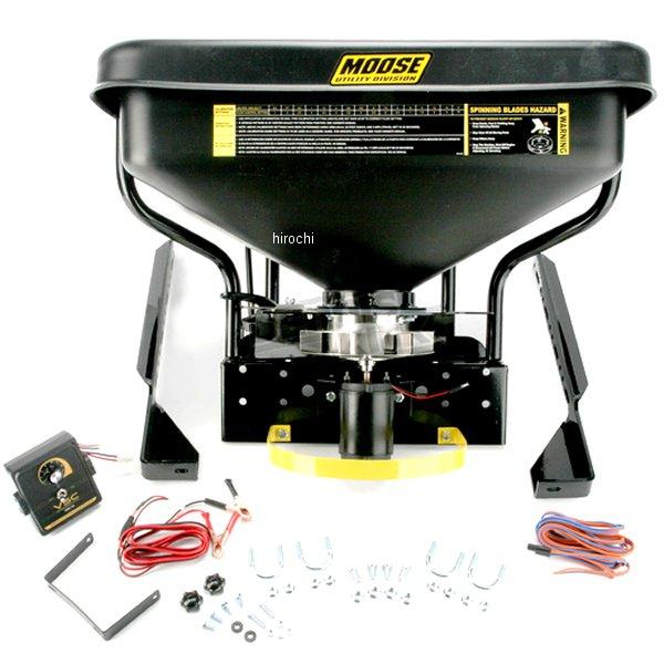 【USA在庫あり】 4503-0057 ムース MOOSE Utility Division 散布機 種子/塩用 12V/3400回転