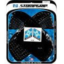 55-10-0024B ストンプグリップ STOMPGRIP タンク グリップ ボルケーノ 13年-15年 CBR600RR 黒