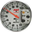 【USA在庫あり】 DS-244049 19265 オートメーター Autometer タコメーター 10000rpm 発光ダイヤル、シフトライト