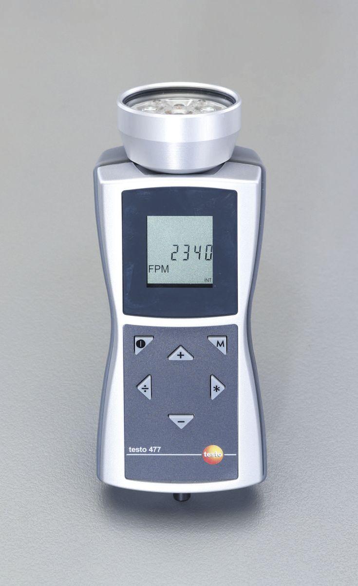 【メーカー在庫あり】 EA714T エスコ ESCO 30-300000fpm LEDストロボスコープ 【送料サービス】