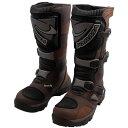 摩托車騎士服 - フォーマ FORMA ブーツ OFF ADVENTURE ブラウン 43サイズ 27cm 4950545115461 JP店