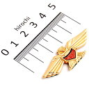 0521-0999 5152 クリアキン Kuryakyn コンドル ミニ エンブレム GL1800