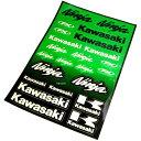 【USA在庫あり】 ファクトリーFX FACTORY EFFEX ステッカー デカール カワサキ Ninja 33cm×48cm 4320-1347 JP