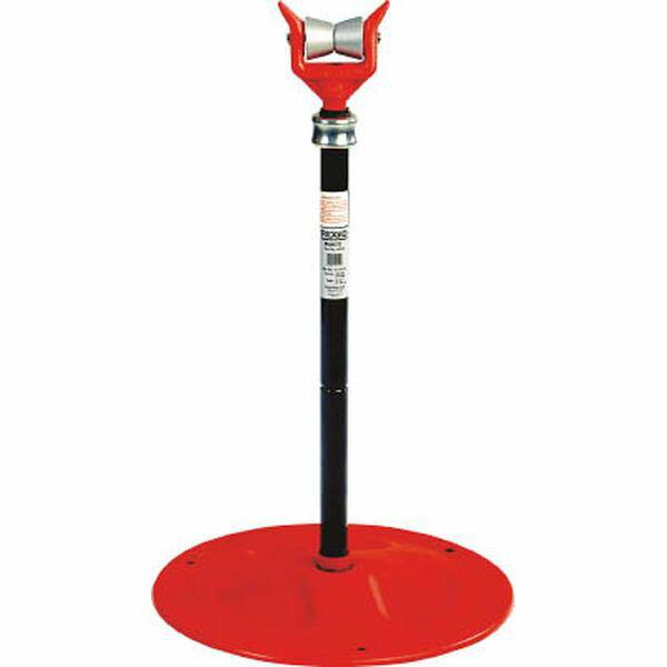【メーカー在庫あり】 42510 495-1140 Ridge Tool Compan RIDGE アジャスタブルパイプサポート 92 【送料サービス】