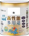 【メーカー在庫あり】 6030010.7 (株)カンペハピオ ALESCO プレミアム水性塗料 0.7L 白 603-001-0-7 JP