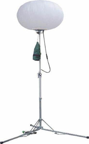【メーカー在庫あり】 和光機械工業(株) ワコウ LED300Wバルーン照明機(ハードケース入) WL301SLBAKS-2 JP