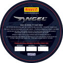 【USA在庫あり】 ピレリ PIRELLI Tire Insert Display Sign Angel 871-9992 JP