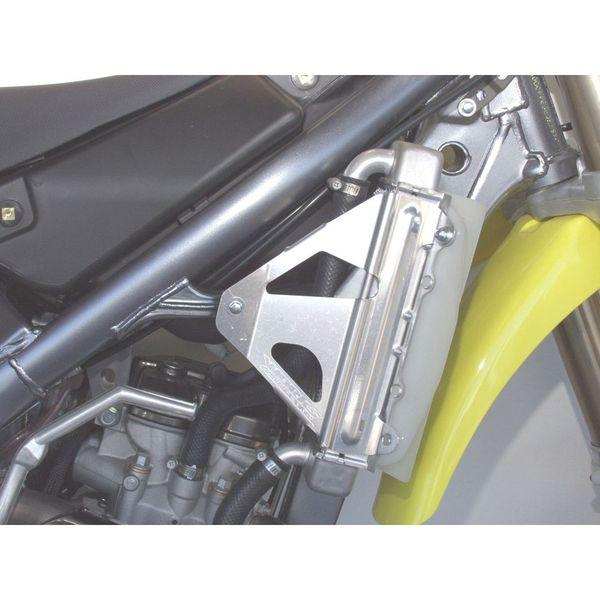 Grandeur Cycle Raw Steel Voltage Regulator Mount Harley Davidson