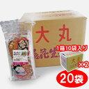 オーケー製菓の『大丸落花生せんべい』20袋(2枚入り×6)
