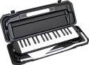 KYORITSU メロディーピアノ(ブラック) P3001-32K/BK ケース付 [楽器][送料無料(一部地域を除く)]