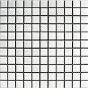 RoomClip商品情報 - 25ミリ角N-1 白ブライト 昔ながらのモザイクタイル