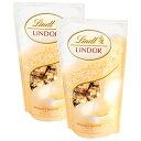 Lindt(リンツ) リンドール・ホワイトパック 5P 2袋セット