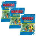 HARIBO ハリボー スイートシー 3袋セット(200g ×3)海をモチーフにした可愛いグミキャンディー【ドイツハリボー】【人気グミ】