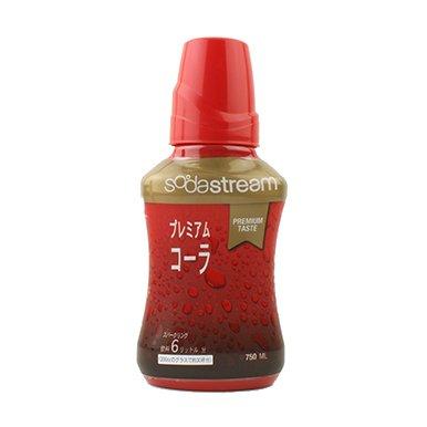 【新入荷】sodastream(ソーダストリーム)用シロップ 750ml(プレミアム コーラ)SSS0017