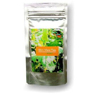SlimViewTea yacon achene beauty green tea 10P04Aug13